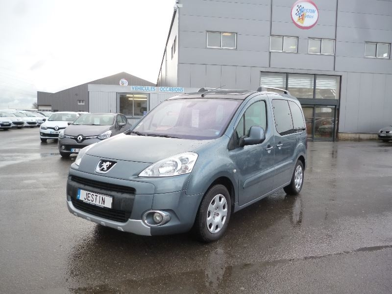 Peugeot PARTNER TEPEE 1.6 HDI110 FAP OUTDOOR Occasion à vendre