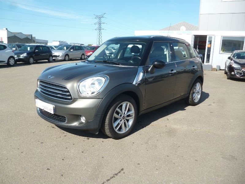 Mini COUNTRYMAN COOPER D 112CH PACK CHILI ALL4 Diesel GRIS F Occasion à vendre