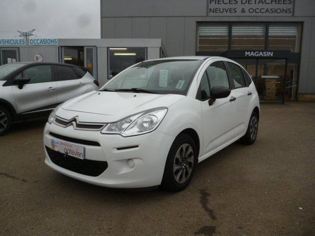 Citroen C3 1.4 HDI70 ATTRACTION Diesel BLANC Occasion à vendre
