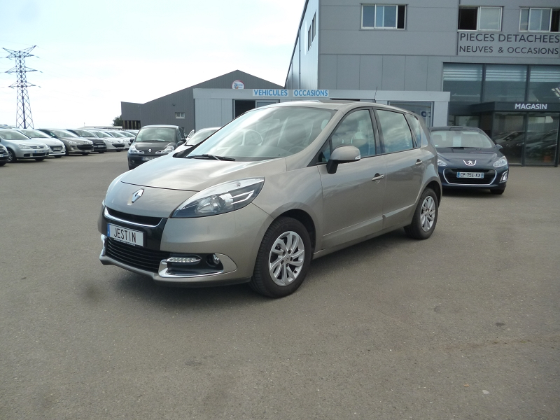 Renault SCENIC III 1.5 DCI 110CH ENERGY EXPRESSION ECO² Diesel BEIGE Occasion à vendre